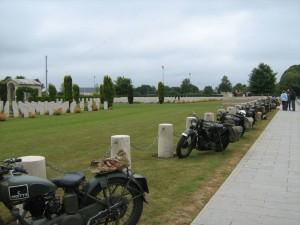 Bayeau War Cemetery