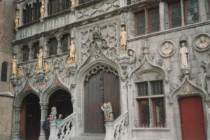 50-Entrance to the Basilica of the Holy Blood, bruges-1